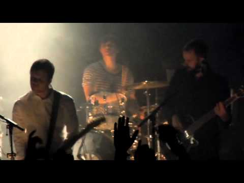 WHiTE LiES ~ Unfinished Business (Live at Newcastle o2 Academy -17/2/11)