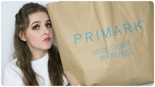 FEBRUARY PRIMARK/BOOTS HAUL | New Products!!
