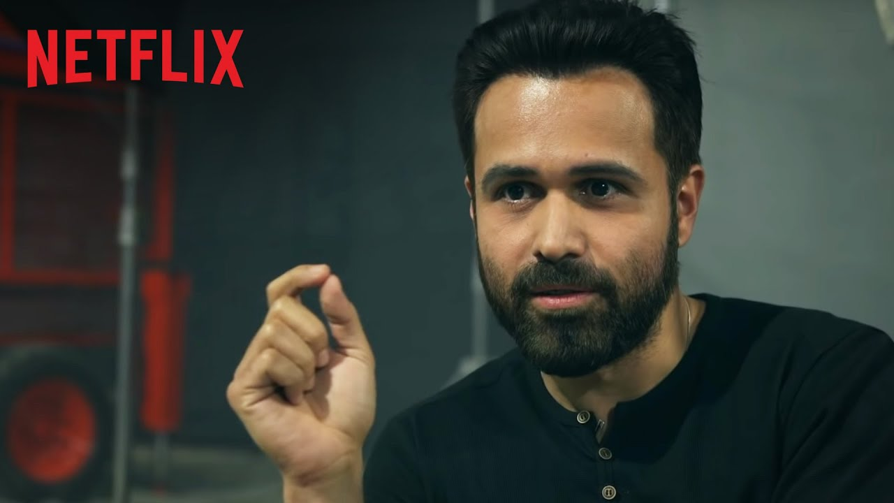 Bard Of Blood Making Of The Posters Ft Emraan Hashmi Netflix