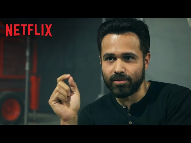 Bard Of Blood | Making Of The Posters ft. Emraan Hashmi | Netflix