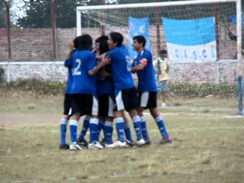 Liga Regional: El Fortin 2 San Carlos 3 - 3er gol de San Carlos