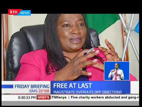 Lillian Omollo And Any Other NYS Suspects Free To Secure Bail