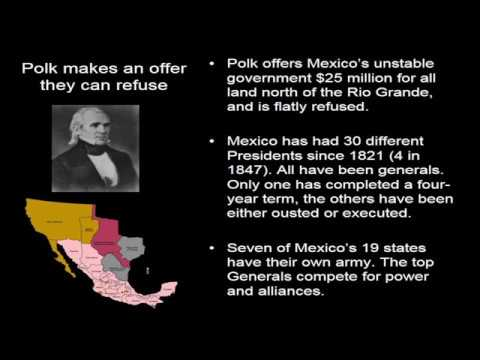 MPL Talks: The Mexican-American War