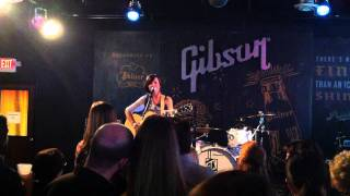 Gibson Austin Backroom Bootlegs - Savannah Berry - Hallelujah