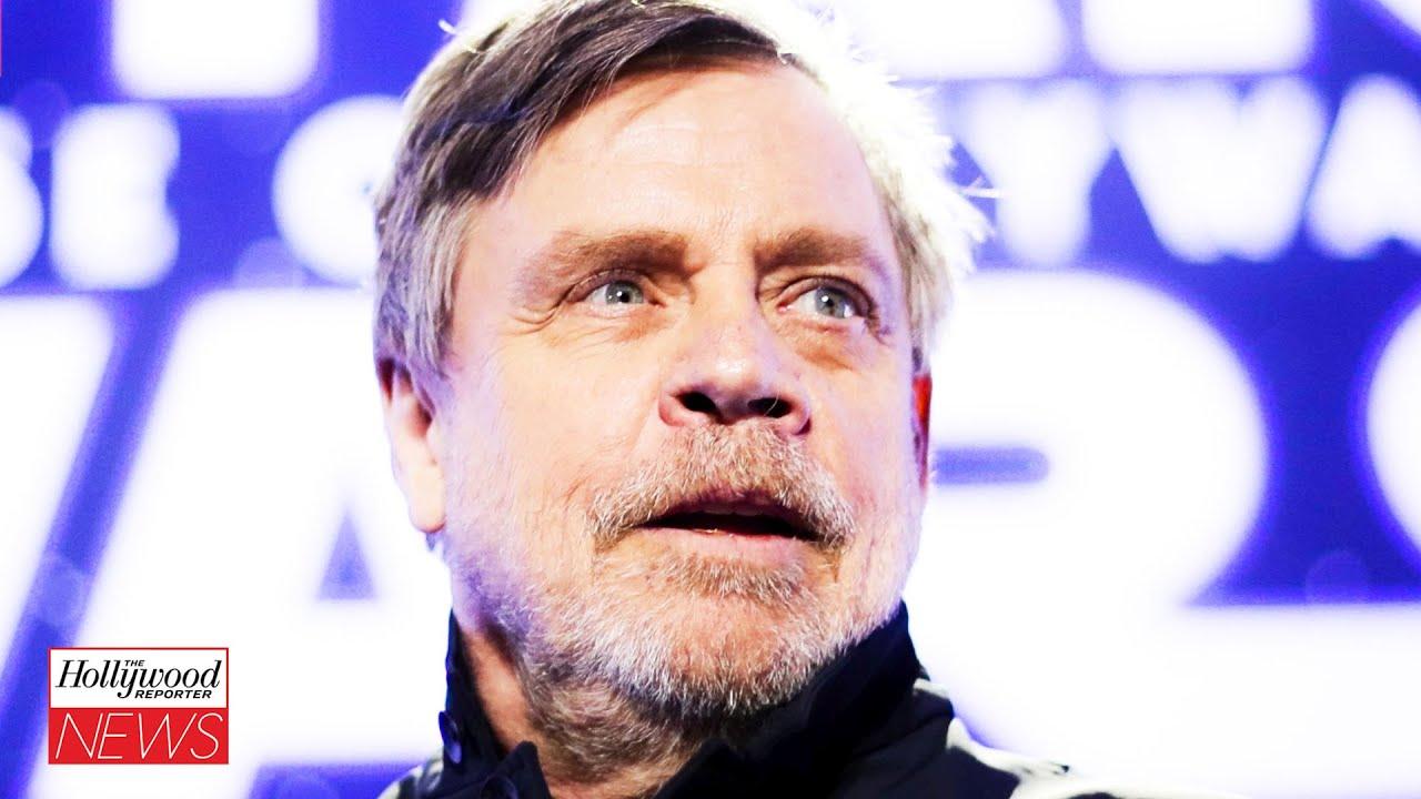 Mark Hamill Was Shocked By the Luke Skywalker Reprisal In the 'Mandolarian' I THR News