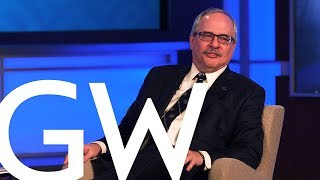 A Conversation with President Thomas LeBlanc - Colonials Weekend 2018