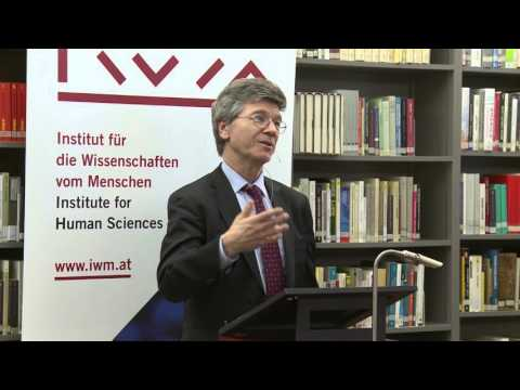 Jeffrey Sachs: Migration and Global Inequalities