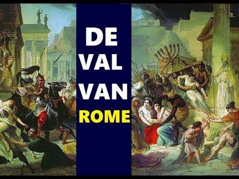 Ongekend Scholieren.com Videoplatform :: Val Romeinse Rijk CQ-78