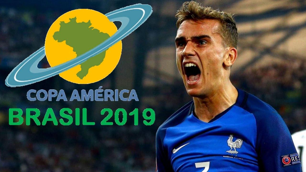 la pourrait disputer la copa america 2019 zi