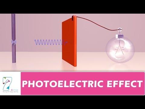 PHOTOELECTRIC EFFECT_PART 01