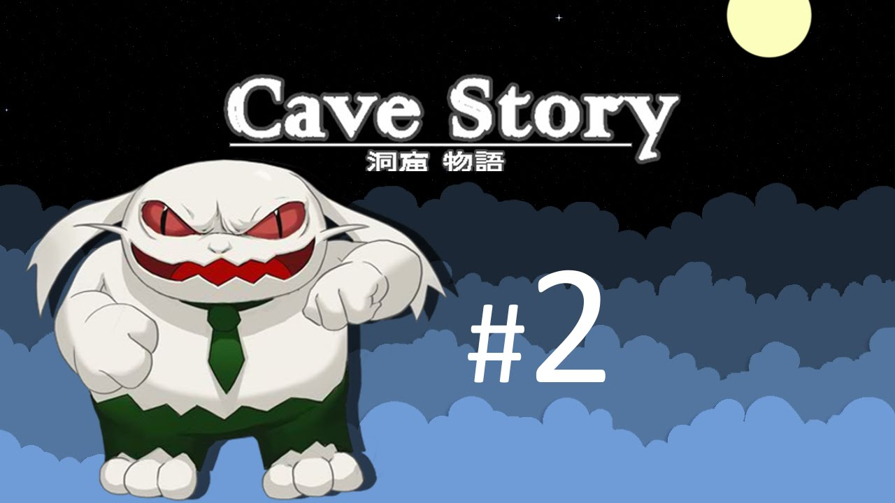 Let's Play Cave Story (2) - Dragon Eggs Everywhere