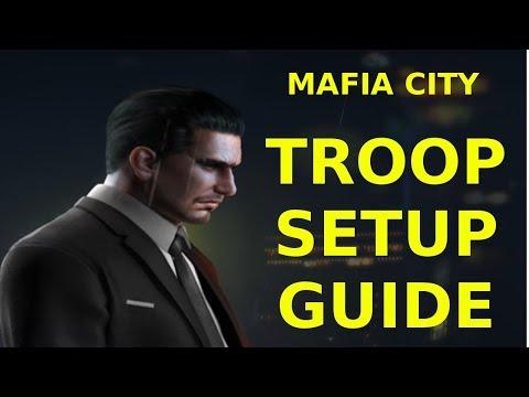 Troop Setup Guide - Mafia City