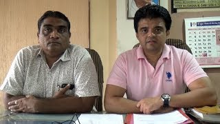 Clear talk of Sachin industrial co op society about Sachin GIDC water supply scheme