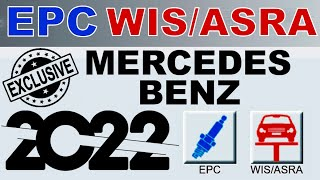 Full Installation and Activation Mercedes EPC / WIS/ASRA 2021 Latest Version + KeyGens / Exclusive