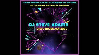 Disco House Jan 2020