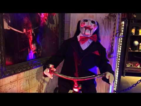 Film It Halloween Special Universal Studios