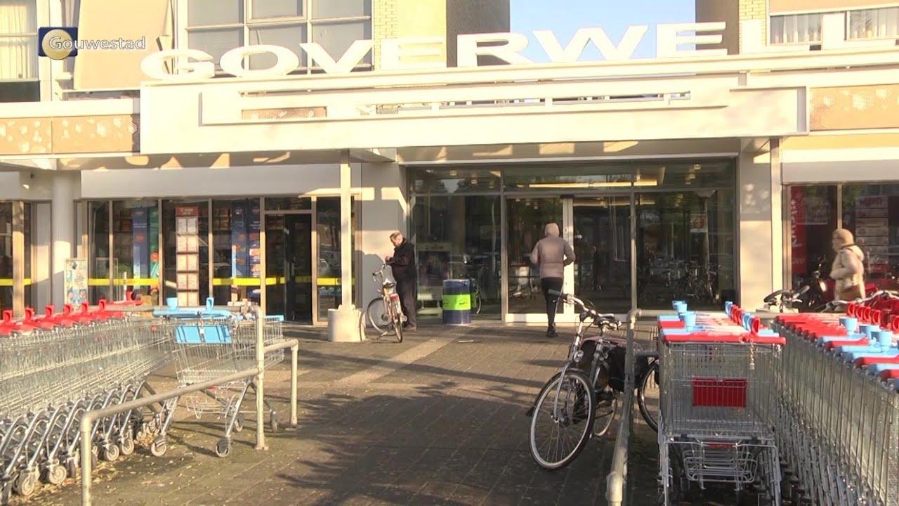 Winkelcentrum Goverwelle gemoderniseerd