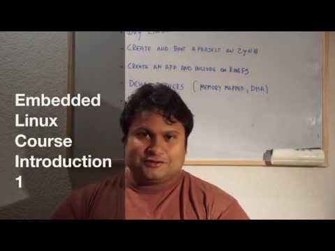 Embedded Linux Introduction #01