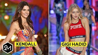 Top 10 Richest Victoria's Secret Models!