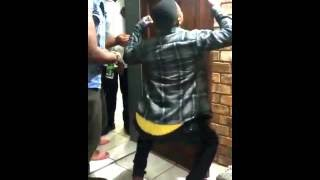 ghetto dance by mlugisi mathe from skeem saam part 2