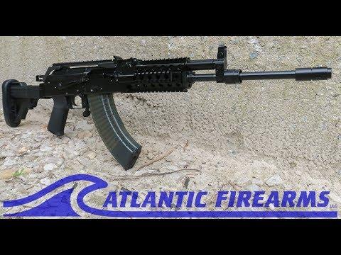 AK47 Rifle Beryl Style-SBR Ready-WBP at Atlantic Firearms