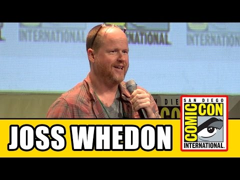 Joss Whedon Comic Con Panel - Dark Horse: An Afternoon with Joss Whedon