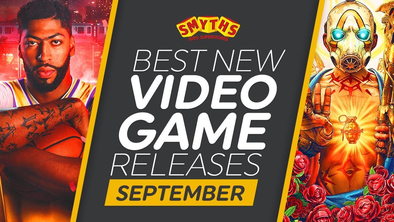 Video Games - Smyths Toys