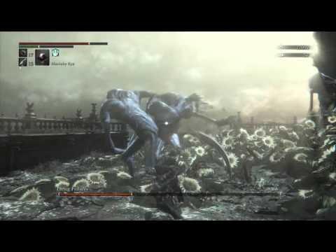 Bloodborne DLC Boss