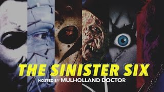 The Sinister Six: The Definitive Ranking of Horror Film Icons