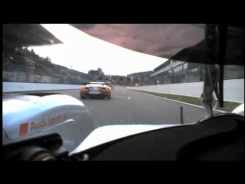 2015 WEC Round 2 - Spa - #7 Audi R18 Onboard