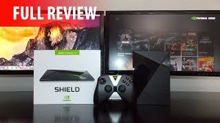 NVIDIA Shield Android TV - The KING of all Set-top boxes?