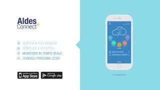 Applicazione AldesConnect per InspirAIR Premium