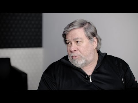 Interview with Steve Wozniak