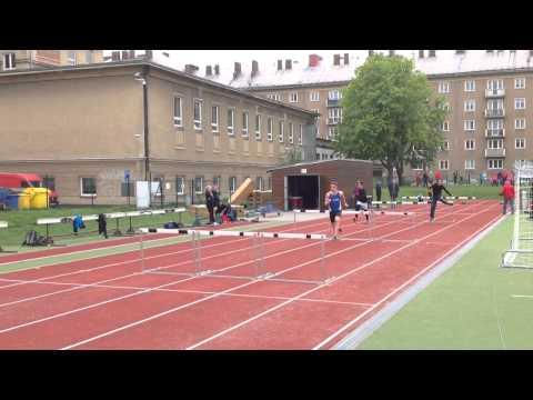 2.Porubske verejne zavody - 100m pr.Lukas Martinak
