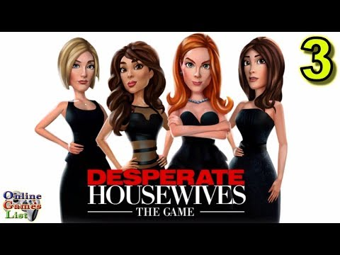 Desperate Housewives The Game - Part 3 (ANDROID IOS)