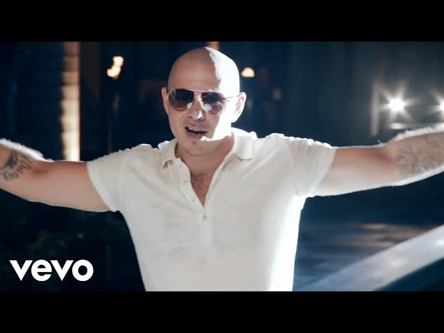 Pitbull ft. TJR - Don't Stop The Party (Super Clean Version) [Official Video]