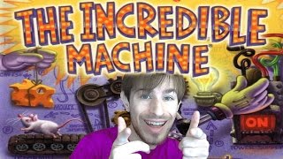 Livestream 5-16-17 | Incredible Machine: Even More Contraptions - Easy Puzzles 100%