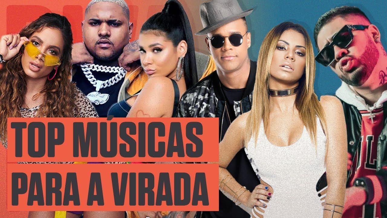 Top Músicas Pra Virada Música Multishow Youtube