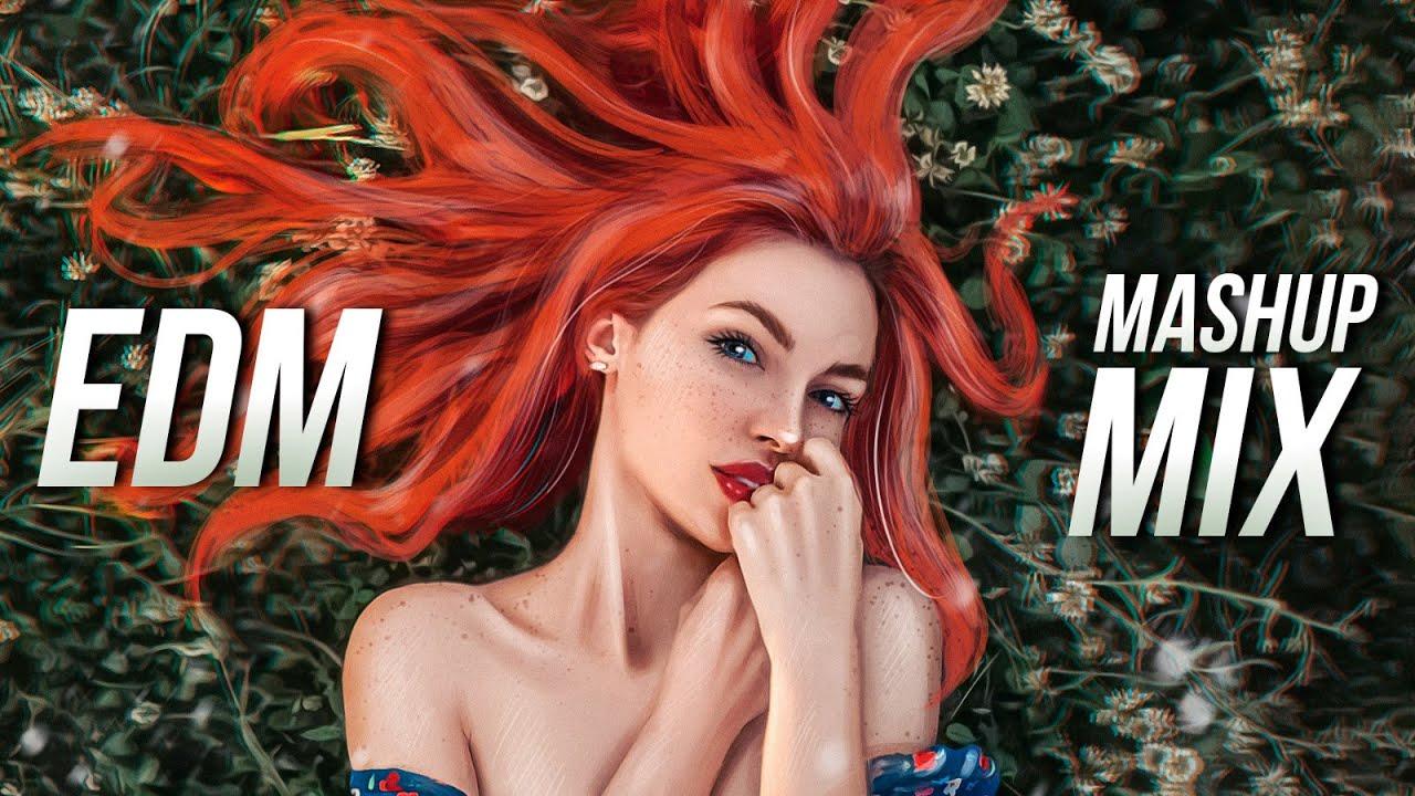 EDM Mashup Mix 2021  Best Mashups u0026 Remixes of Popular Songs  Party Music Mix
