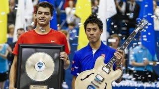 Nishikori vs Fritz Highlights Memphis Open WORLD TENNIS 2016