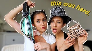 Sister Styling CHALLENGE! *plot twist* ft. Hailey Sani
