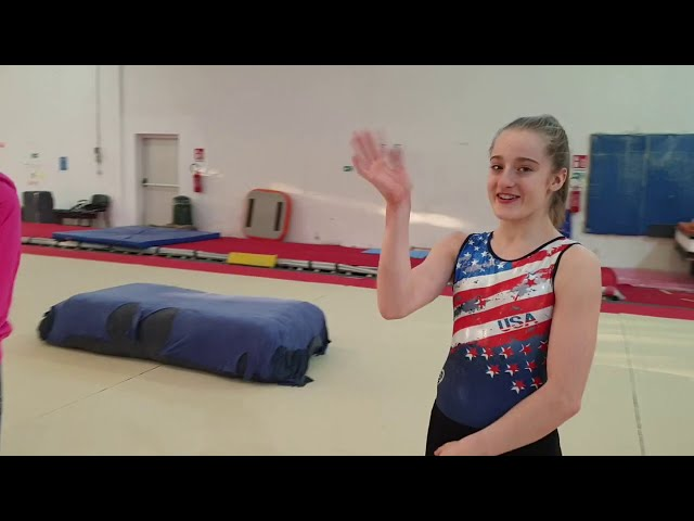 PROVIAMO A FARE LE ALLENATRICI🤣🤣🤣!! ginnastica artistica CSB