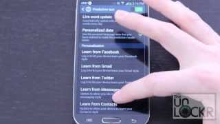 How to Enable Auto Correct on the Samsung Galaxy S4