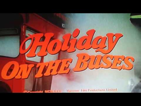 Holiday On The Buses Opening Credits