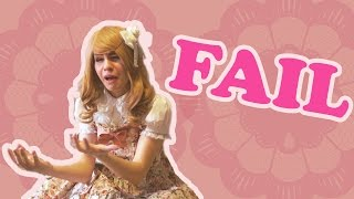 РАСПАКОВКА | FAIL или я не влезла в платье | Mary Magdalene Oldschool Lolita Dress Unboxing