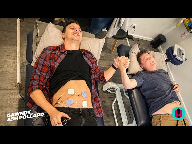 The Boys Try A Pregnancy Simulator | Hit NSW Breakfast