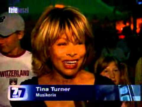 Tina Turner Galaabend Mit Arthur Cohn In Basel 22.07.2004