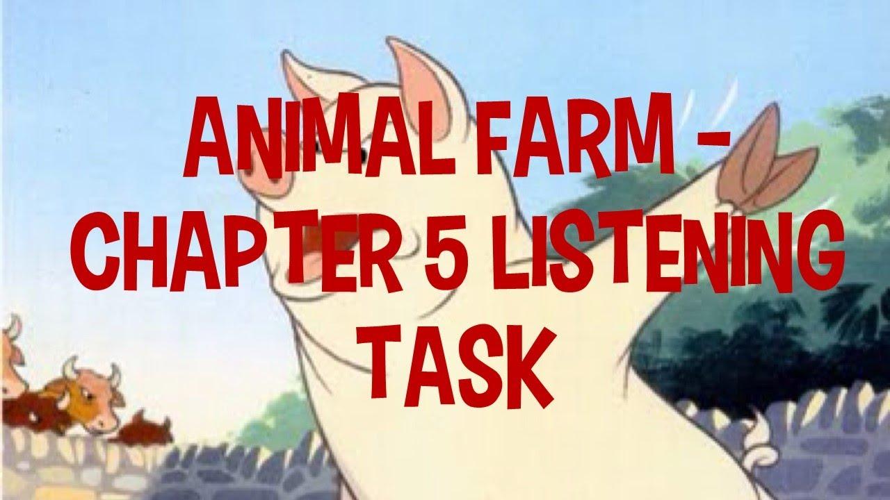 animal farm chapter 7 pdf