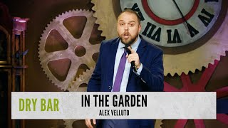 Gaining weight eating salads.  Alex Velluto
