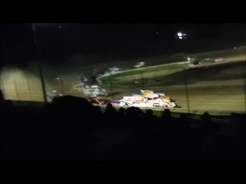 Penn Can Speedway - May 12, 2017 - Modified Main